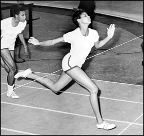 Wilma Rudolph, Olympian