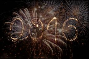 2016 in sparklers
