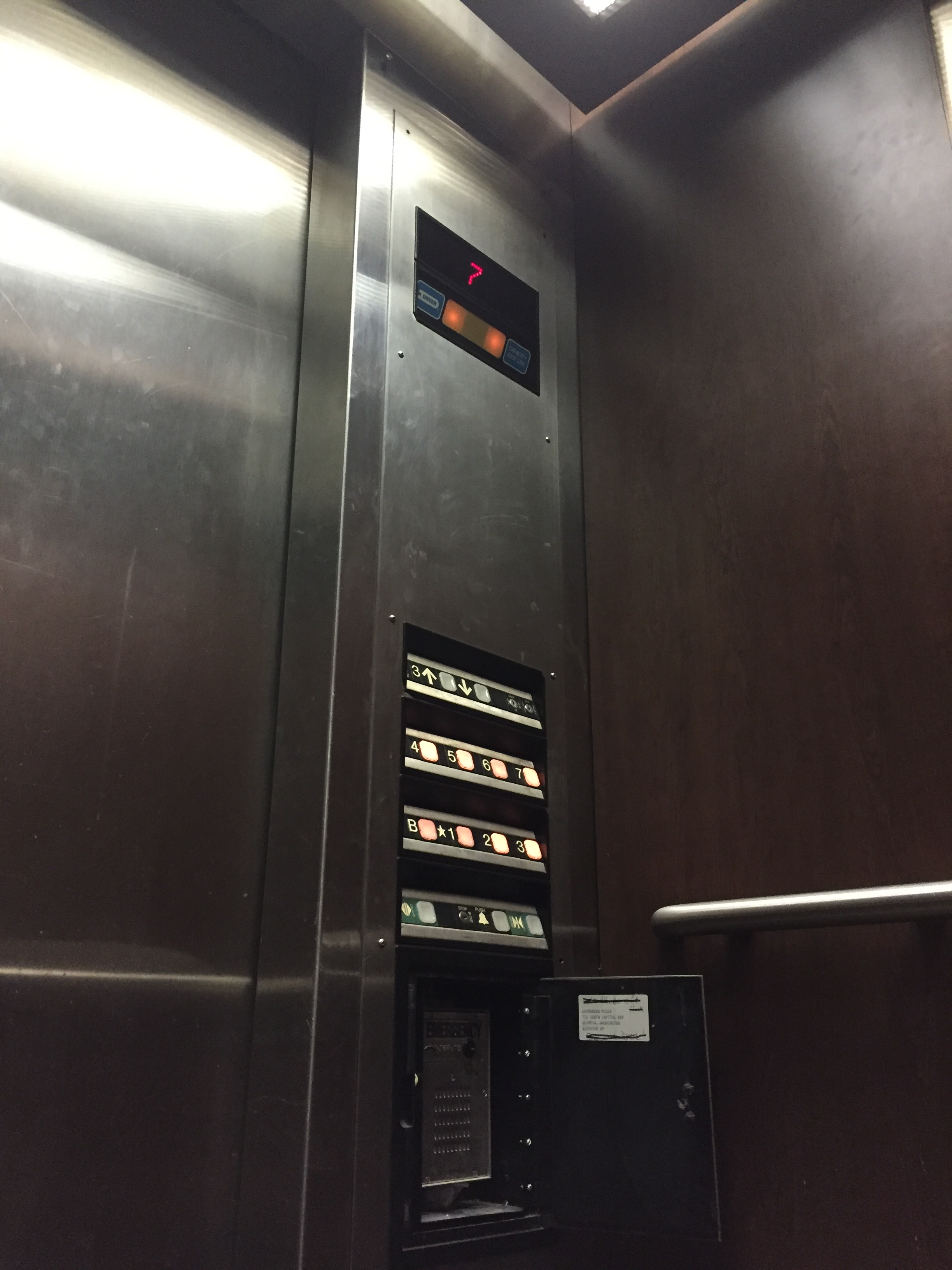 Stuck in elevator with 10 students 3